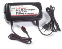 Yuasa YPC4A24 24v 4A Battery Charger From £53.33 EX VAT Buy Online from The Battery Shop
